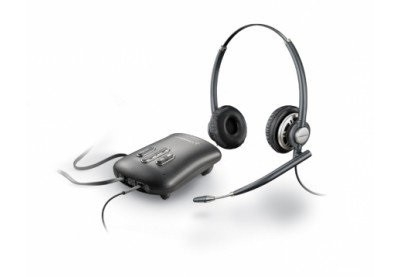 VistaPlus™ DM15E audio processor & Plantronics EncorePro DW291N