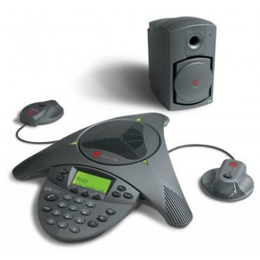 Polycom microfoonset voor de SoundStation VTX 1000